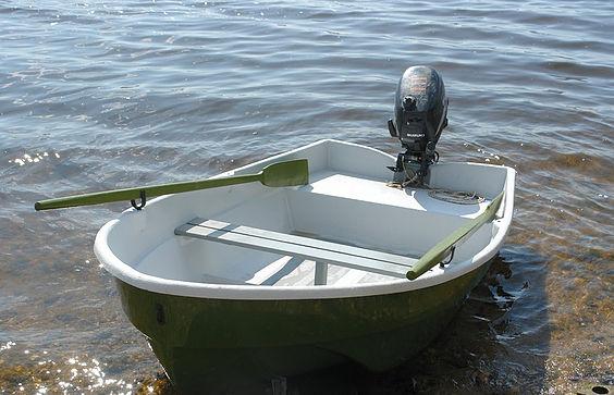 Прокат лодок и моторов на Ладоге