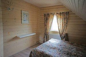 Коттедж с 4 спальнями на 8 человек