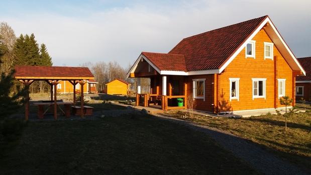 Гостевые дома в пос. Терву